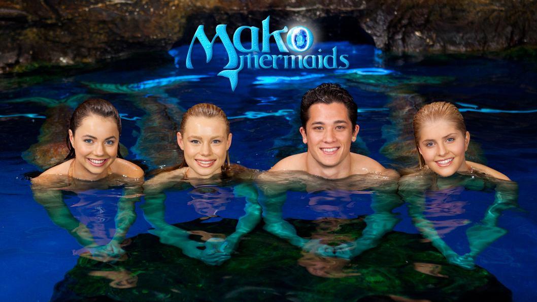 Mako Mermaids Familyca