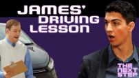 James' Driving Lesson